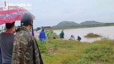 Thêm một người đàn ông ở Tân Kỳ bị đuối nước khi đi thả lưới bắt cá