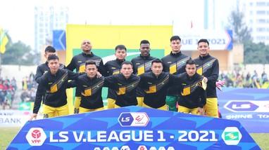 Điều SLNA cần cải thiện sau trận mở màn V.League 2021