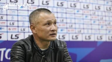 Bất phân thắng bại, HLV Bình Định và SLNA nói gì?