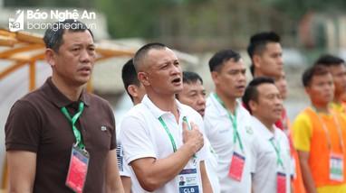 HLV Ngô Quang Trường nói gì sau thất bại trước HL Hà Tĩnh?