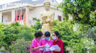 Lộ diện Thủ khoa vào lớp 10, Trường THPT chuyên Phan Bội Châu