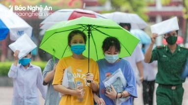 Toàn tỉnh Nghệ An có 761 điểm 10 tại Kỳ thi tốt nghiệp THPT năm 2021