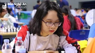 Hành trình trở thành nữ kiện tướng cờ vua quốc tế của cô gái xứ Nghệ