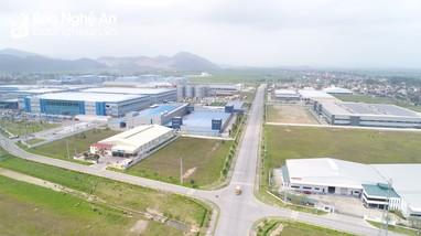 Nghệ An: Giảm tiền thuê đất cho doanh nghiệp trong Khu Kinh tế Đông Nam
