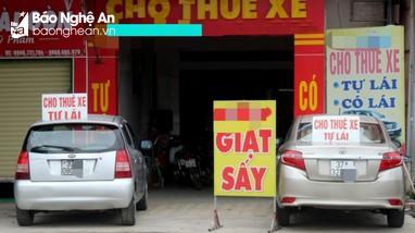 'Lật tẩy' nhiều vụ thuê ô tô đem cầm cố ở Nghệ An