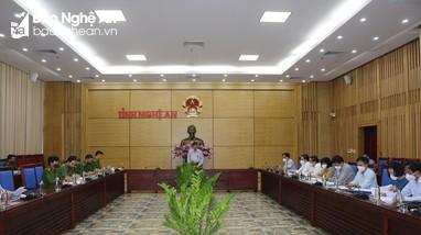 Cho ý kiến về Dự thảo Nghị quyết của HĐND tỉnh về xử lý các cơ sở không đảm bảo yêu cầu về PCCC