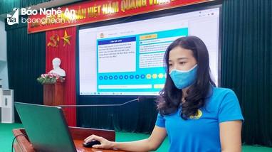 Công đoàn tỉnh Nghệ An: Tín hiệu vui từ một cuộc thi