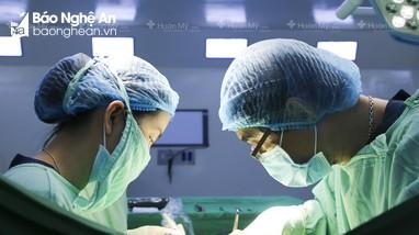 Bệnh viện Quốc tế Vinh điều trị thành công bệnh nhân mắc u nấm phổi