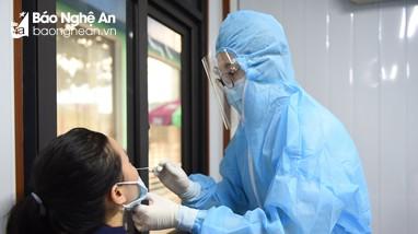 Sáng 25/9, Nghệ An có 1 ca nhiễm Covid-19 mới, là F1 đã cách ly từ trước