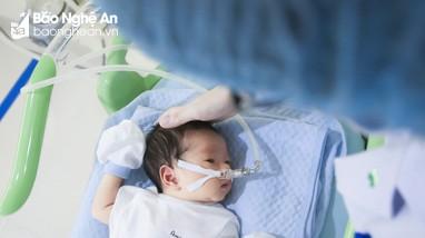 Ứng dụng hiệu quả kỹ thuật thở áp lực dương liên tục trong điều trị suy hô hấp ở trẻ sơ sinh