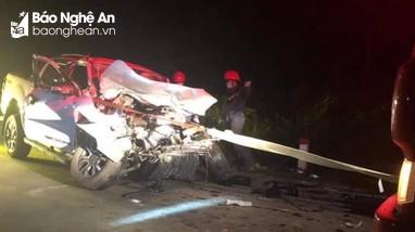 Đoàn cán bộ Trung tâm Y tế huyện Kỳ Sơn gặp nạn trên đường đi công tác