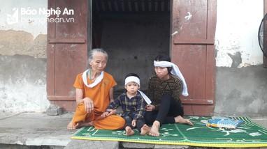 Chồng mất vì tai nạn, góa phụ gồng gánh nuôi con bệnh tật và mẹ già