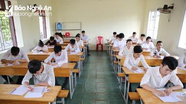 Nghệ An công bố cụ thể tỉ lệ chọi vào lớp 10 của các trường THPT công lập