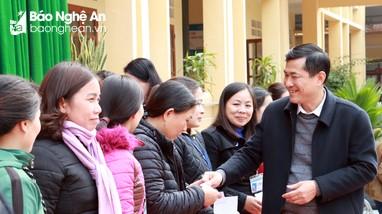 Sở Giáo dục và Đào tạo trao quà Tết cho gần 600 giáo viên và học sinh vùng cao