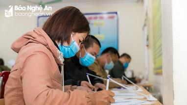 Thị trường việc làm đầu năm 2021: Nhiều cơ hội cho lao động Nghệ An