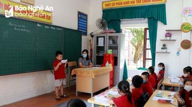 Các trường ở Nghệ An chủ động điều chỉnh lịch học để phòng dịch Covid -19