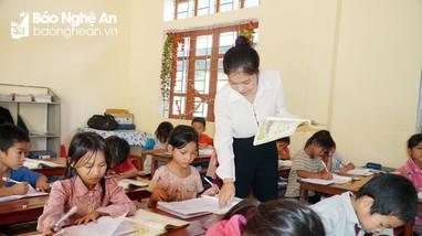 Đảm bảo quyền lợi cho giáo viên thuyên chuyển ở Tương Dương