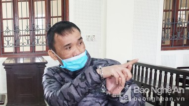 Kết đắng của người đàn ông 'cõng' 5 tiền án đi trộm... ma túy