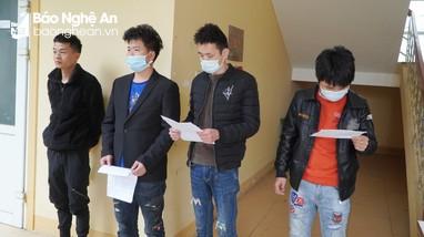 Phát hiện 7 người nước ngoài nhập cảnh trái phép