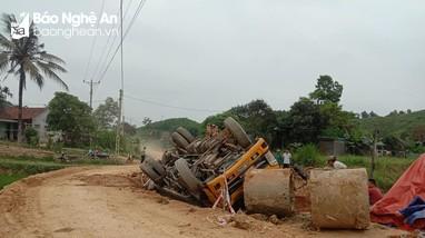 Nghệ An: 55 người chết do tai nạn giao thông trong 5 tháng đầu năm