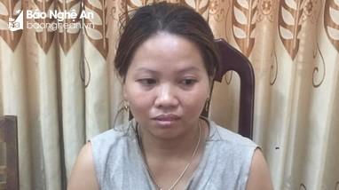 Bắt khẩn cấp một phụ nữ mua bán trái phép chất ma túy