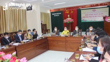 Mặt trận Tổ quốc tỉnh Nghệ An được biểu dương về ứng dụng công nghệ thông tin trong hoạt động