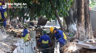 HĐND thành phố Vinh thống nhất chủ trương đầu tư cho 3 nhóm dự án
