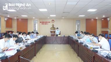 HĐND tỉnh đề nghị có giải pháp chống lãng phí trong sử dụng tài sản công