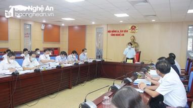 Nghệ An điều chỉnh một số chính sách thu hút, hỗ trợ đầu tư trên địa bàn tỉnh