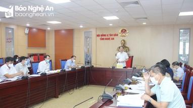Đề xuất HĐND tỉnh Nghệ An bãi bỏ 21 nghị quyết đã được ban hành trước đó