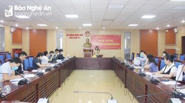 Đoàn đại biểu Quốc hội tỉnh lấy ý kiến góp ý dự thảo Luật Kinh doanh bảo hiểm (sửa đổi)