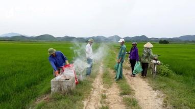 Điểm sáng 'Sạch từ nhà ra đồng ruộng' ở Anh Sơn