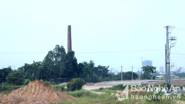Vì sao dự án đường Nguyễn Sỹ Sách kéo dài (thành phố Vinh) chậm tiến độ?