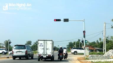 Sẽ có đường gom dân sinh hạn chế tai nạn giao thông tuyến 72m Vinh - Cửa Lò