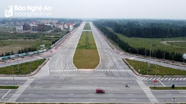 Thành phố Vinh sẽ cưỡng chế 3 hộ còn lại trên tuyến đại lộ Vinh - Cửa Lò