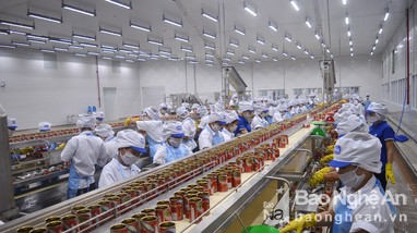 Nghệ An: Thu ngân sách 10 tháng vượt dự toán HĐND tỉnh giao năm 2021