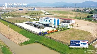 Các khu công nghiệp ở Nghệ An nộp ngân sách hơn 1.000 tỷ đồng