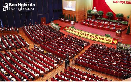 Các chính đảng, tổ chức, bạn bè quốc tế từ 79 nước chúc mừng Đại hội XIII của Đảng