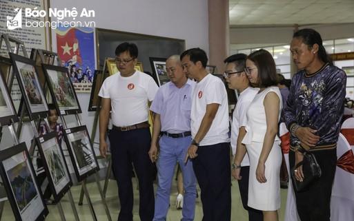 Báo Nghệ An tổ chức đêm giao lưu kỷ niệm 57 năm thành lập