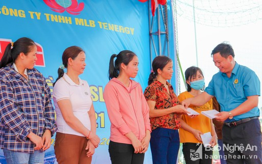 Lan tỏa hình ảnh tổ chức công đoàn ở Yên Thành