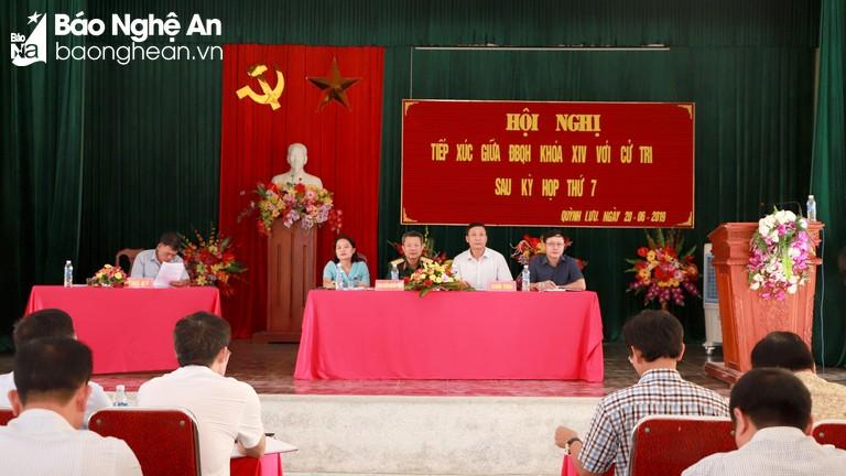 Cử tri Quỳnh Lưu lo lắng khi bạo lực học đường gia tăng, đạo đức học đường xuống cấp