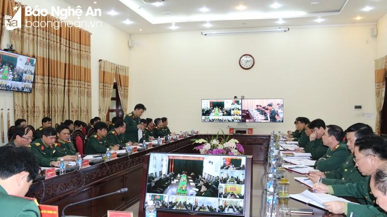 Bộ Chỉ huy quân sự tỉnh khẩn trương triển khai phòng, chống Covid-19
