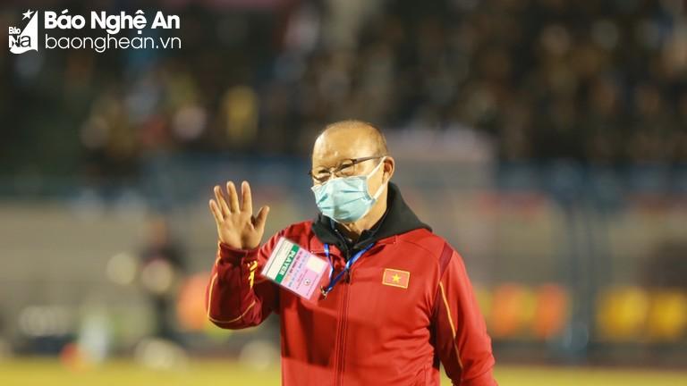 ĐT Việt Nam vất vả đánh bại U22 Việt Nam, HLV Park Hang-seo nói gì?