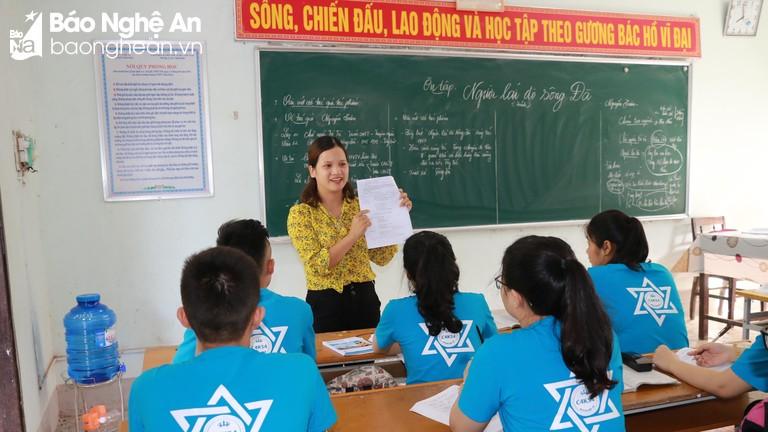 'Điểm danh' các điểm coi thi của 6 trường đại học tại Nghệ An