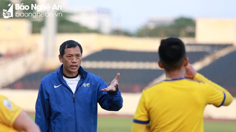 """HLV Nguyễn Đức Thắng: """"Không thể xem thường U23 Indonesia"""""""