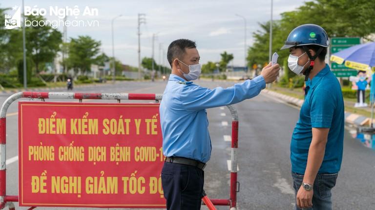 Những dịch vụ được phép hoạt động ở TP Vinh và huyện Diễn Châu khi giãn cách xã hội