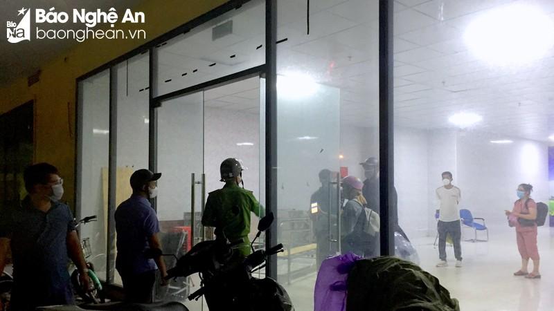Sáng 27/9, Nghệ An ghi nhận 1 ca nhiễm Covid-19 trong cộng đồng ở TP Vinh