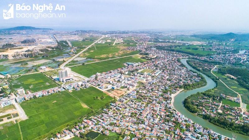 Nghệ An: Tỷ lệ phủ kín quy hoạch chung xây dựng đô thị hiện hữu đạt 100%