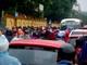 Tắc đường nhiều giờ ở cửa ngõ phía đông thành phố Vinh