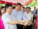 Thứ trưởng Bộ NN&PTNT và lãnh đạo 16 tỉnh, thành tham quan các mô hình nông thôn mới ở Nam Đàn